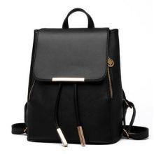 New Design Elegant Hand Grid Fashion Backpack