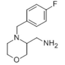 Name: 3-Aminomethy-4-(4-fluorobenzyl)morpholine CAS 174561-70-7
