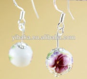 New Korea Stylish Jewelry Ceramic Earring Accessory