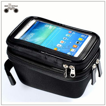 bike bicycle top frame bag phone bag for sale