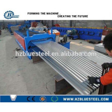 Full Automatic Corrugated Roofing Sheet Making Machine With Iron Sheet