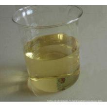 Agent de fixation de colorant, agent de liaison croisée pour divers polymères