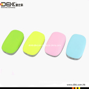 Colorful and Fashion Powerbank Pb-As024 (6000mAh) with Multiple Safety Protection