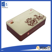 Rectangular Tin Box With Lids Wholesale