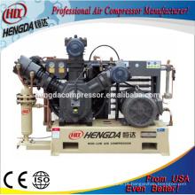 Compressor de ar isento de óleo