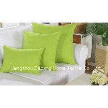 Pattern Decorative Microfiber and Polyester Fiber Pillows (MG-ZT001)