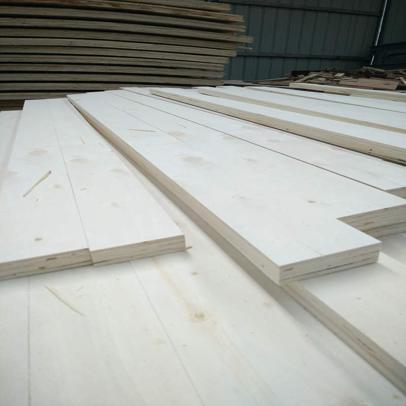 LVL Size 19mm Bed Slat Used For Furniture