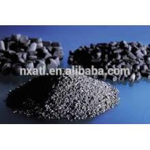Poudre de charbon actif en bois charbon actif