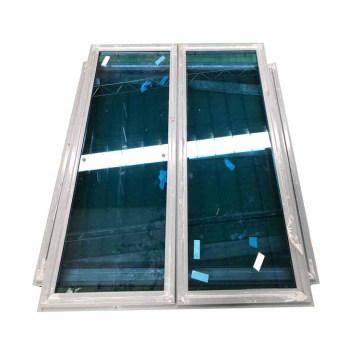 High rise building 6mm single blue glass casement window cheap wholesale price of bangladesh window aluminum