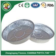 Caja / Bandeja Desechable para Contenedor de Papel de Aluminio Para Llevar