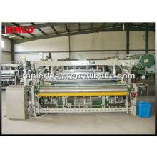 Máquina de tejer flexible automática de Rapier