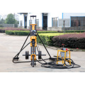 Cabeza giratoria Top Hammer Diamond Drill Rig