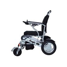 Легкая складная электрическая инвалидная коляска