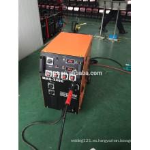 TAP paso CO2 MIG máquina de soldar