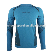MEN'S LONG SLEEVE TOP WARM COMPRESSION SHIRT
