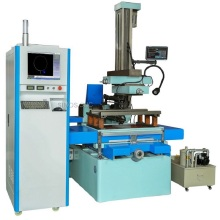 Low Cost for Wire Cut EDM Machine DK7750 +-45 Cutting Degree Wire Cut Machine export to Iraq Factory