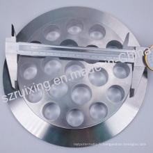 Pièce d'usinage CNC pour composants industriels
