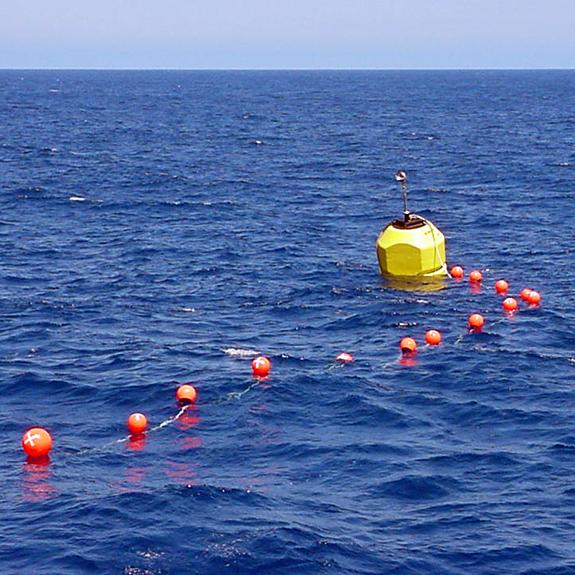 Marine Surface Mooring Buoys