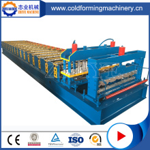 2017 High Quality Glazed Steel Rolling Machine