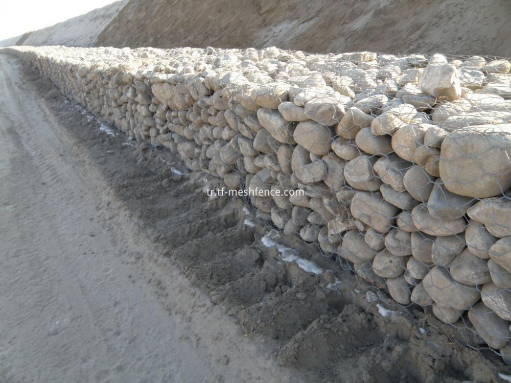 HDG gabion baskets