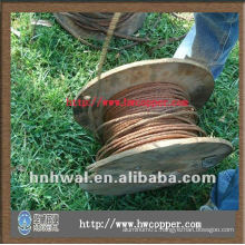 cable copper wire for earth mats