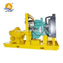 China Centrifugal 75 kW 102 hp Power Irrigation Water Pump