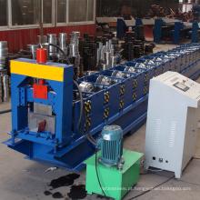 máquina da fabricação da calha, máquina sem emenda da calha para a venda