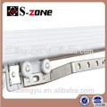 curtain hardware motorized curtain track to best quality in China