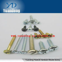 pan head tapping screws with cross recessed