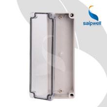 Clôture électrique transparente / couvercle transparent