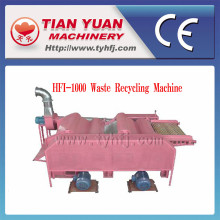Waste Cotton Fiber Recycling Machine (HFI-1000)