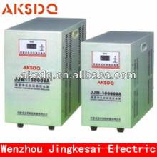 Estabilizador de voltaje de la CA de la purificación de la precisión de JJW de Whenzhou