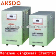 Whenzhou JJW precision purifying single-phase AC Voltage Stabilizer
