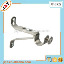 curtain track extension brackets, curtain rod wall brackets