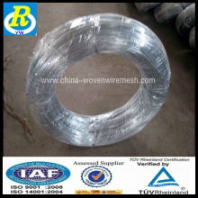 an ping factory Hot dip galvanized wire