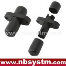 FC / PC - ST / PC HYBIRD plástico Adaptador singlemode simplex