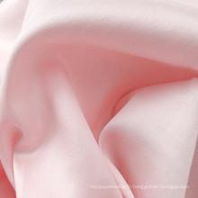 Tissu en coton tissé en satin doux pour robe de soirée