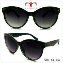 Plastic Cat′s Eye Unisex Sunglasses (WSP508302)