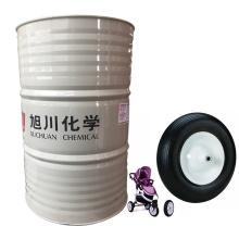 borracha líquida de fundição de poliuretano para pneu de espuma