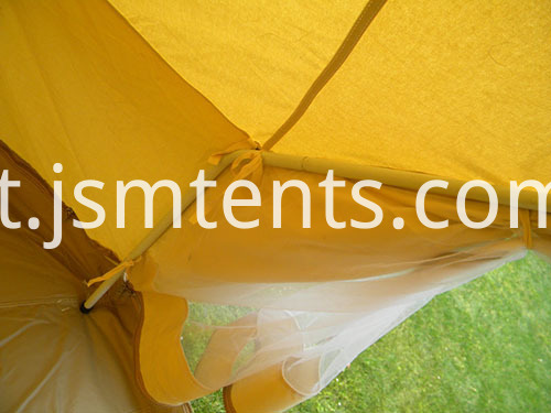 Steel Frame Bell Tents