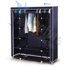 Folding nonwoven fabric Wardrobe, portable wardrobe for bedroom,canvan wardrobe