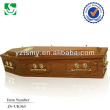 Chinese plan made new design coffin Europe style