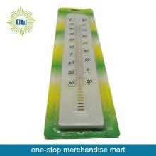 Borong plastik termometer dalaman/luaran