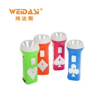 Factory Inspection Different Types of Torches Rechargeable Flash Light