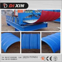 Máquina de estampado de chapa de acero arqueada Dx