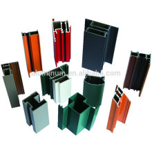 powder coated and anodized aluminium profile for windows and doors