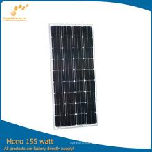 La plupart des panneaux solaires de haute qualité 155W prix pour vendre