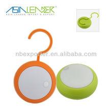 1 светодиодный мини-сенсорный свет с крючком