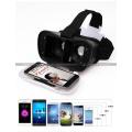 2016 Hot Sale VR BOX Version 5.0 Generation Distance Adjustable 3D Glasses Headset VR box VR Case