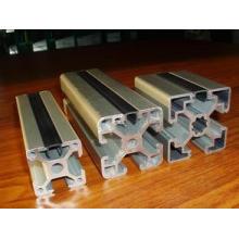 Aluminium / Alliage d'aluminium 6063, 3003 Extrusion Tube de profil de taille différente